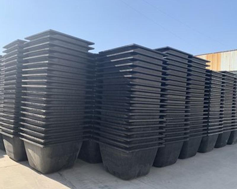 建筑模壳具有良好的耐候性