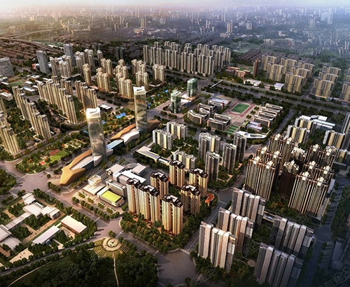 济南融汇城